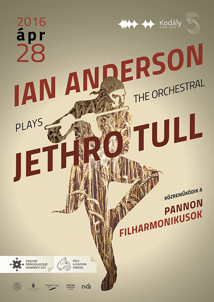 IAN ANDERSON PLAYS ORCHESTRAL JETHRO TULL