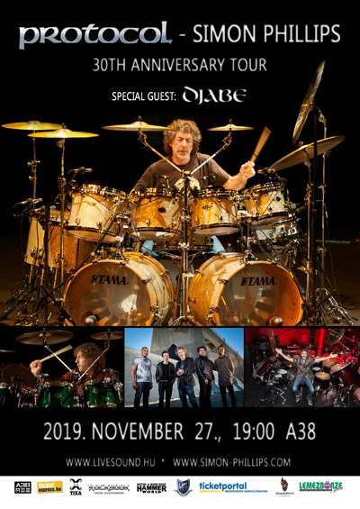 PROTOCOL - SIMON PHILLIPS