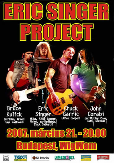 ERIC SINGER PROJECT
